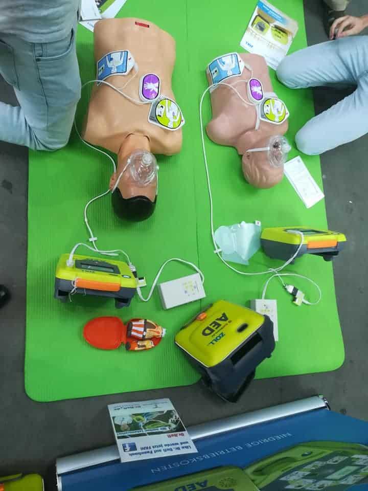 Defibrillation Simulation