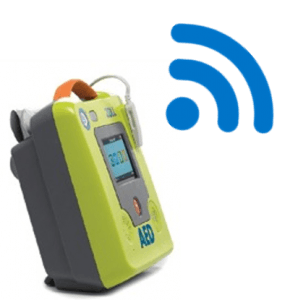 Zoll AED 3 WLAN