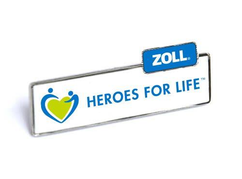 Du hast ein Leben mit einem Zoll AED 3 Defibrillator gerettet?